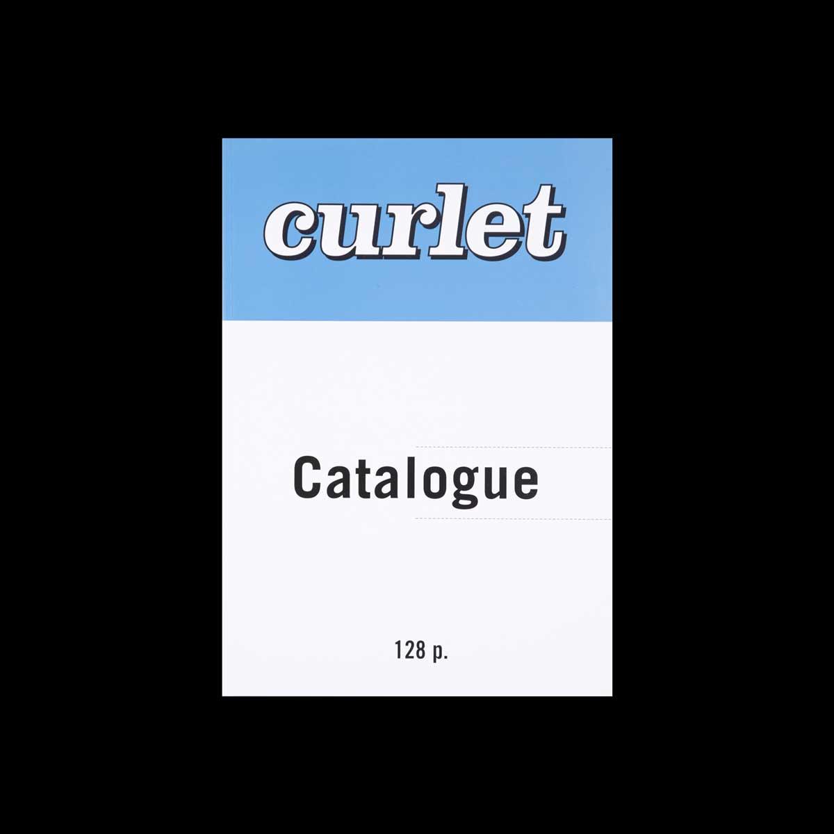 François Curlet , Catalogue 128p. Éditions les Presses du Réel.
