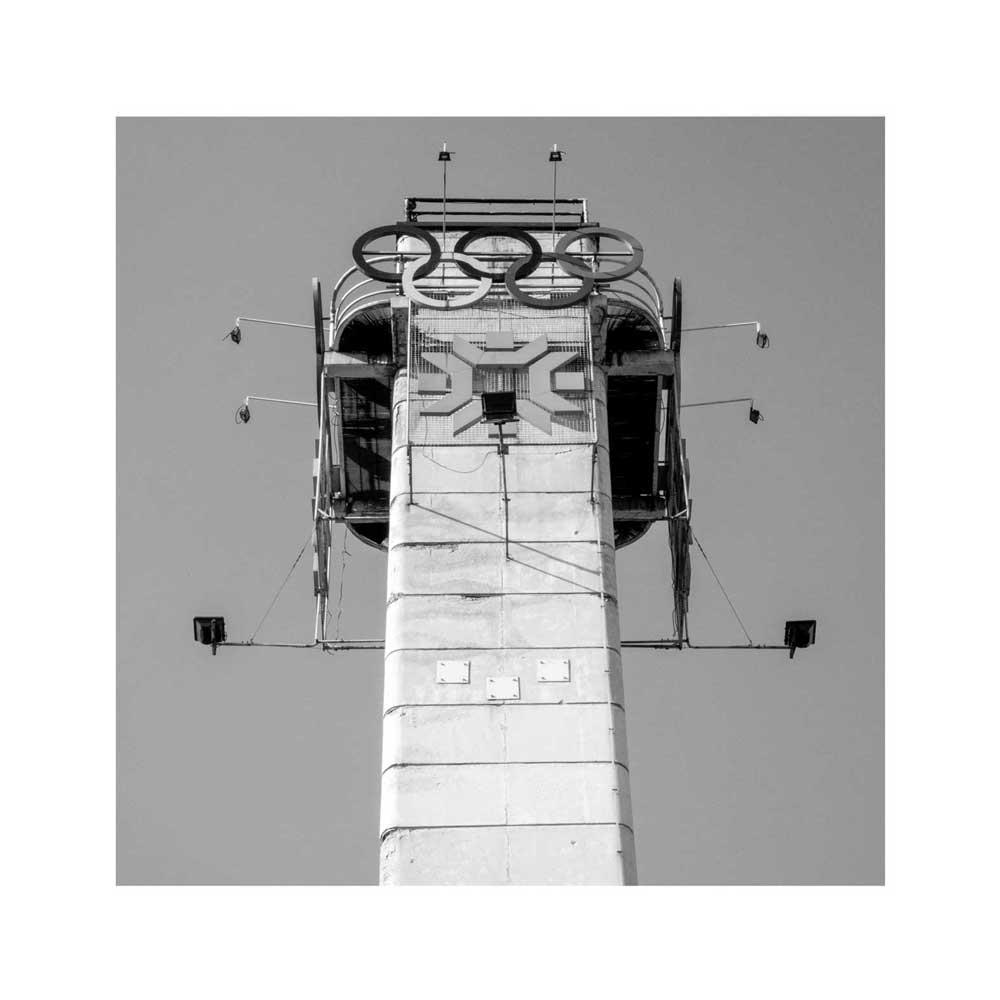 Adrien Pezennec, Sarajevo 84, de la série Almost history, 2014