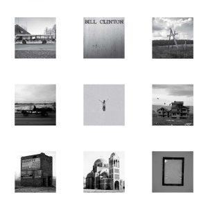 Adrien Pezennec, Portfolio de 9 photographies de la série Almost history
