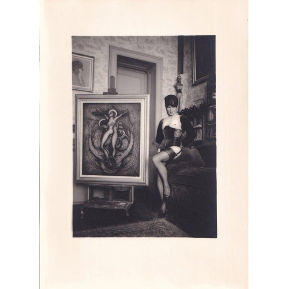 "Pierre Molinier ""Oh Marie mère de Dieu"", 1965"