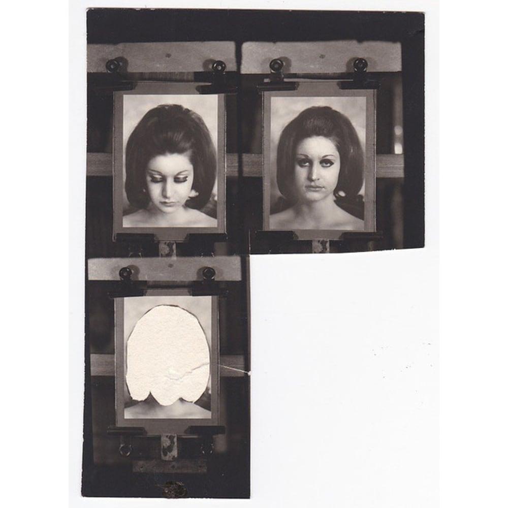 Pierre Molinier - 2 portraits d'Hanel