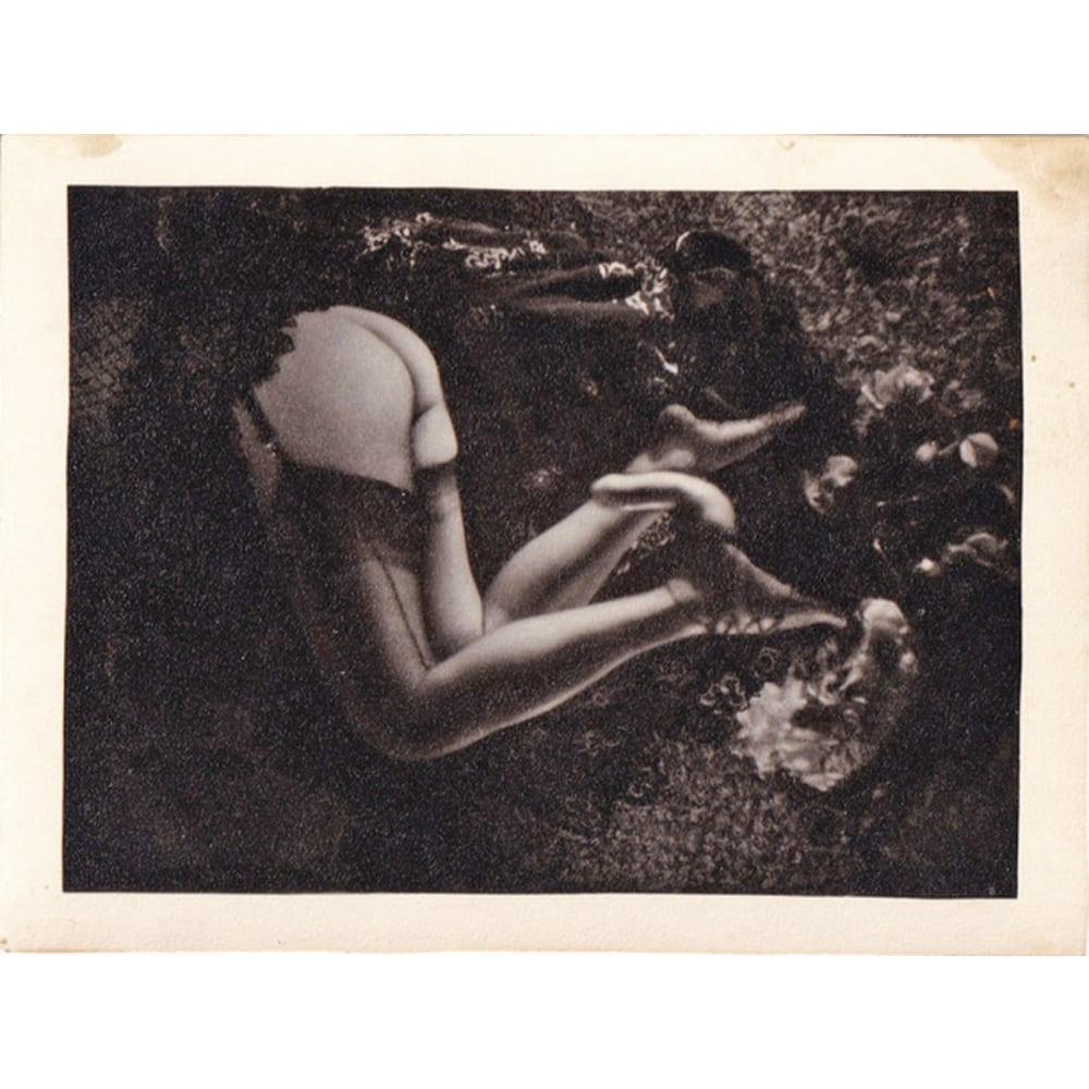 "Pierre Molinier ""l'éperon d'amour"", circa 1965"